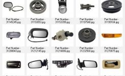 Signal Auto Parts | A To Z Parts List For 2003 Chevrolet inside 2003 Chevy Tahoe Parts Diagram
