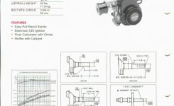 Small Engine Suppliers – Engine Specifications And Line Drawings intended for Tecumseh 6.5 Hp Engine Diagram