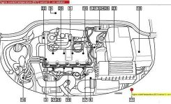 Solved: How To Replace A Coolant Temp Sensor On A 2001 Vw – Fixya in 2004 Vw Jetta Engine Diagram