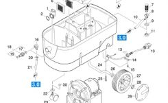 Spare Parts Direct pertaining to Karcher Puzzi 100 Parts Diagram