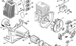 Spare Parts For Machinery Of Garden / Repuestos Para Maquinas De with regard to Stihl 029 Super Parts Diagram