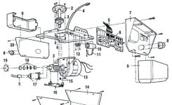 Stanley Garage Door Opener Door Garage Door Opener Parts Garage for Stanley Garage Door Opener Parts Diagram