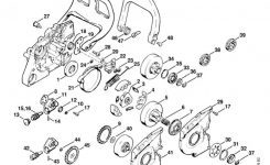 Stihl 025 Parts Diagram | Wiring Diagram And Fuse Box Diagram pertaining to Stihl Chainsaw 026 Parts Diagram