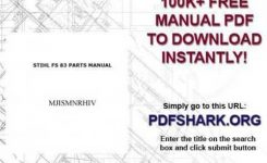 Stihl Fs 83 Parts Manual – Youtube with regard to Stihl Fs 85 Parts Diagram
