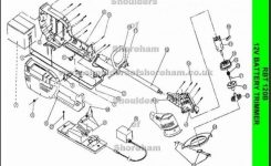 Stihl Fs 90 Parts Diagram Fs 90 R Gallery For Trimmer With Present regarding Stihl Fs 45 Trimmer Parts Diagram