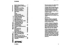 Stihl Fs100Rx Parts Diagram] Stihl Trimmer Parts Stihl Free Image throughout Stihl Fs 45 Parts Diagram