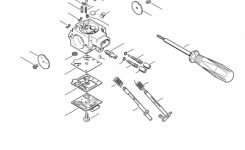 Stihl Ht 131 Parts Diagram In Addition Stihl Leaf Blower Parts pertaining to Stihl Ms 310 Parts Diagram
