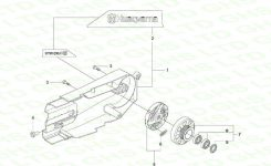 Stihl Ms280 Parts Diagram | Motor Replacement Parts And Diagram for Stihl Ms 360 Parts Diagram