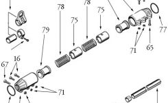 Stihl Pole Saw Parts Diagram Patible Pruner Shaft Small Well Print pertaining to Stihl Ht 131 Pole Saw Parts Diagram