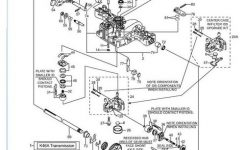 Surprise After Repairing The K46 Transmission inside Tuff Torq K46 Parts Diagram