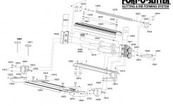 Tapco Port-O-Slitter & Motor Kit Replacement Parts From Buymbs with regard to T Maxx 3.3 Parts Diagram