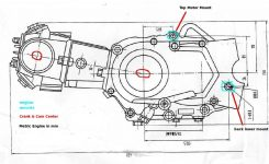 Tbolt Usa Tech Database – Tbolt Usa, Llc pertaining to 4 Stroke Dirt Bike Engine Diagram
