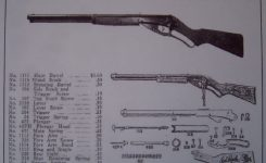 The Technical Section: inside Daisy Red Ryder Parts Diagram