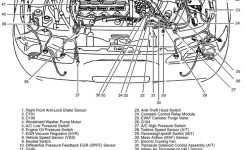 Thermostat Sensor: Where Is The Thermostat Sensor On 1999 Ford in 1999 Ford Escort Engine Diagram