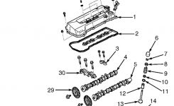 Timing Chain Diagram: How To Replace A Timing Chain? Timing Chain for 1998 Toyota Corolla Engine Diagram