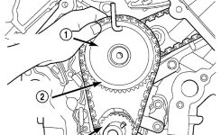 Timing Chain Diagram: I Am In Search Of A Diagram For Timing Marks within 2005 Dodge Durango Engine Diagram
