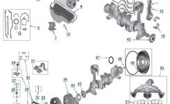 Tj Wrangler 2.5L 4 Cylinder Engine Parts – 4 Wheel Parts throughout 2007 Jeep Wrangler Parts Diagram