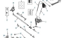 Tj Wrangler Suspension And Steering – 4 Wheel Parts within Jeep Front End Parts Diagram