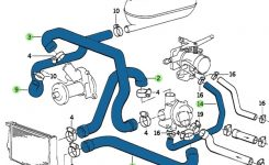 Tms16413 – Complete Cooling System Overhaul Package – 1987 E30 intended for 2003 Bmw 325I Engine Diagram