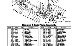 Toro Ccr 100 1000E 38400 38405 20 Inch Single Stage Snow Blower throughout Toro Ccr 2000 Parts Diagram