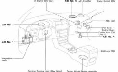 Toyota Camry Ecu Wiring Diagram. Toyota. Wiring Diagram For Cars within Toyota Camry Interior Parts Diagram