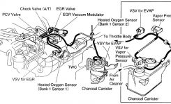 Toyota T100 Questions – Where Can I Find A Schematics Drawing Of intended for 1996 Toyota Corolla Engine Diagram