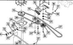 transmission belt fan replacement cub cadet ltx1045 9 steps for cub cadet lt1045 parts diagram 34p0gm08sd8p0bphb764ne forest river 5th wheel wiring diagram wiring diagrams 22 ft alpenlite 5th wheel wiring diagram at fashall.co