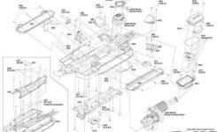 Traxxas Emaxx Parts Diagram Brushless\ | Traxxas 1:10 Scale E-Revo regarding Traxxas Revo 2.5 Parts Diagram