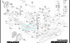 Traxxas: How To Use Spare Parts & Exploded View Sheets   Eurorc for Traxxas T Maxx Parts Diagram