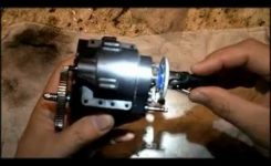 Traxxas Tmaxx 2.5 4910 Transmission – Youtube within Traxxas Revo 2.5 Parts Diagram