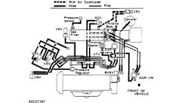Vacuum Diagrams intended for 1995 Toyota Tercel Engine Diagram