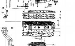 Valve Body & Related Parts For 2008 Chrysler Town & Country with 2008 Chrysler Town And Country Parts Diagram