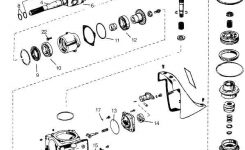 Volvo Penta / Omc Cobra Sx Omc Parts Drawing regarding Volvo Penta Outdrive Parts Diagram