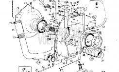Volvo Penta Parts Schematic – Connecting Components Aq Drive 280 regarding Volvo Penta 280 Parts Diagram