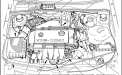 Vw Engine 3D Diagram D Model In The Style Of A Cylinder Volkswagen with 2000 Vw Beetle Engine Diagram