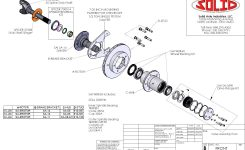 Warn 35 Spline Hub Dana 60 Tech Info And Install – Pirate4X4 pertaining to Dana 60 Front Axle Parts Diagram