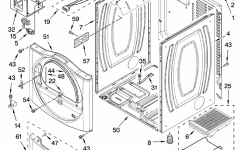 Washer Washer Dryer Sears Kenmore He3 F01 Error Code Main Circuit with regard to Kenmore He2 Plus Washer Parts Diagram