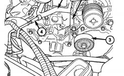 Water Pump Removal: What All Do I Need To Do Or Need To Remove A for 2007 Chrysler Pacifica Engine Diagram