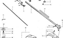 Weedeater Parts | Weedeater Featherlite within Poulan Weed Eater Parts Diagram