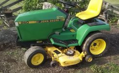 What Is The Best John Deere 260 Lawn Mower? intended for John Deere 160 Lawn Tractor Parts Diagram