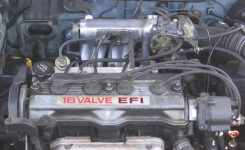 What Is The Location Of The Idle Air Control (Iac) Valve for 1990 Toyota Corolla Engine Diagram