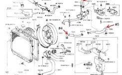 Where Can Coolant Leak From Rear Of Engine? – Yotatech Forums intended for 1993 Toyota Pickup Engine Diagram