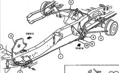 Where Can I Find A 2000 Ford Ranger 125 Wb Parking Brake – Fixya for 2000 Ford Ranger Parts Diagram