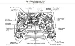 Where Is My Egr Valve Located On My 2001 Ford Ranger, 3. for 2001 Ford Ranger Engine Diagram
