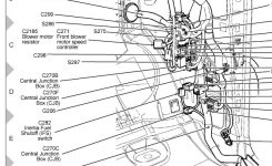 Where Is The Fuel Shut Off Switch Located On The 2006 Ford F 150 for 2006 Ford F150 Parts Diagram