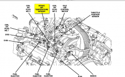 Where Is The Iat Sensor Located On A Jeep Liberty 2005 And regarding 2003 Jeep Liberty Engine Diagram