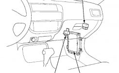 Where Is The Obdii Scan Port Located with regard to 1998 Honda Civic Engine Diagram