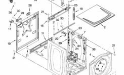 Whirlpool Duet Sport Washer Parts Diagram Also Kenmore Electric regarding Whirlpool Duet Washer Parts Diagram