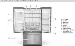 Whirlpool French Door Refrigerator Troubleshooting & User Guide with regard to Whirlpool Gold Refrigerator Parts Diagram