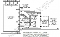 Whirlpool Refrigerator Schematics – Whirlpool Refrigerator Repair intended for Whirlpool Gold Refrigerator Parts Diagram